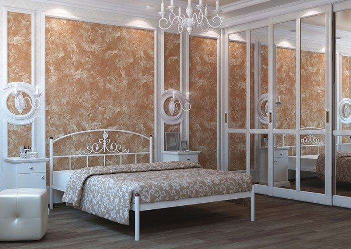 Кровать Металл-Дизайн КАССАНДРА