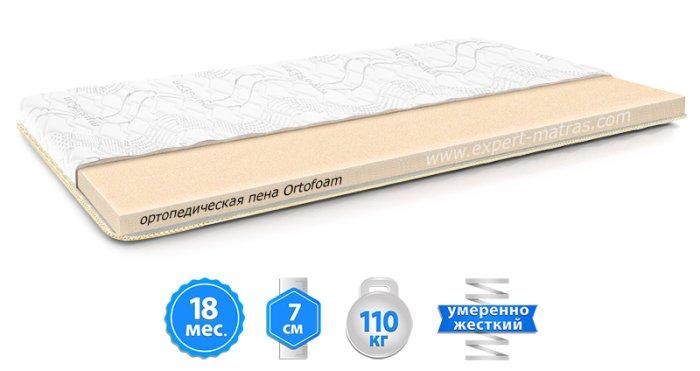 Матрас топпер SLEEPER PLUS / СЛИПЕР ПЛЮС (АКЦИЯ -10%)